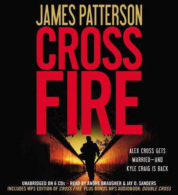 Cross Fire [With Earbuds] (Playaway Adult Fiction) Cover Image