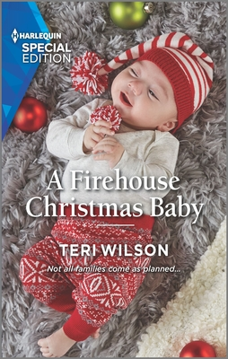 A Firehouse Christmas Baby Cover Image