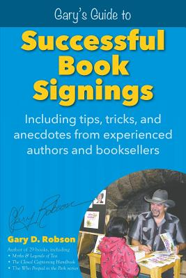 Gary's Guide to Successful Book Signings Cover