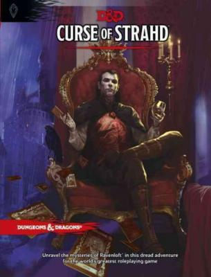 Curse of Strahd (Dungeons & Dragons) Cover Image