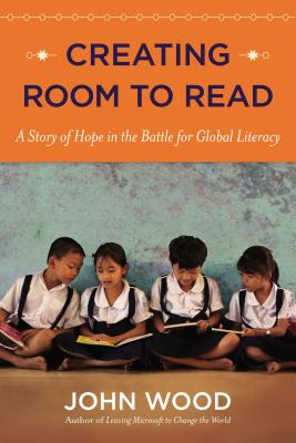 Creating Room to Read Cover