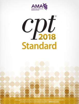 CPT Standard 2018 Cover Image