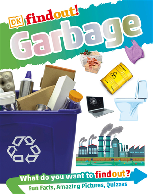 DKfindout! Garbage  (Library Edition) (DK findout!) Cover Image