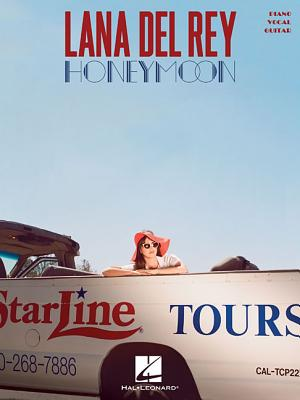 Lana del Rey - Honeymoon Cover Image