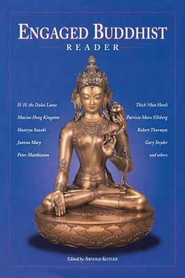 Cover for Engaged Buddhist Reader