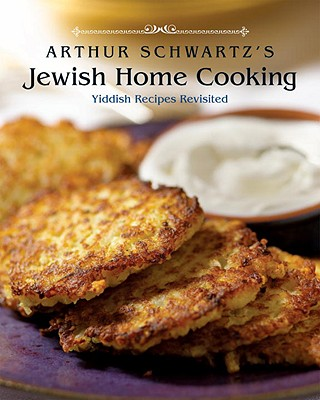 Arthur Schwartz's Jewish Home Cooking Cover