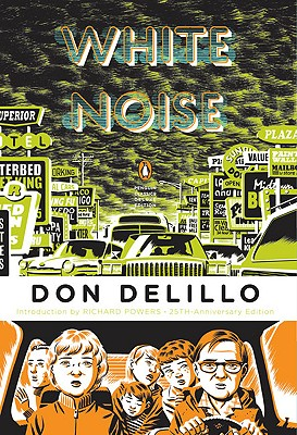 White Noise: (Penguin Classics Deluxe Edition) Cover Image