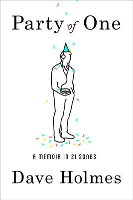 Party of One: A Memoir in 21 Songs Cover Image