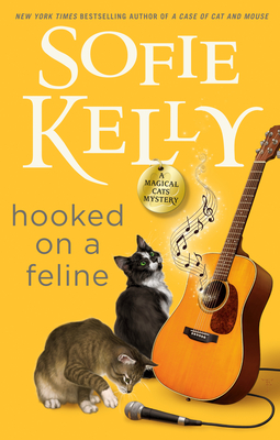 Hooked on a Feline (Magical Cats) Cover Image