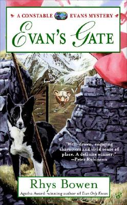 Cover for Evan's Gate (Constable Evans Mystery #8)