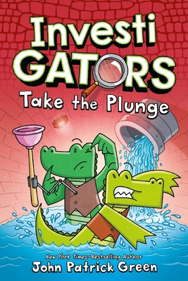 InvestiGators: Take the Plunge Cover Image