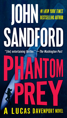 Phantom Prey (A Prey Novel #18) Cover Image