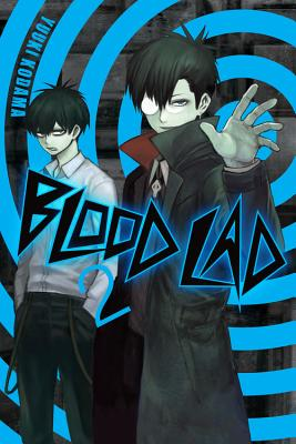 Blood Lad, Vol. 2 Cover