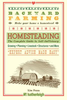 Backyard Farming: Homesteading: The Complete Guide to Self-Sufficiency Cover Image