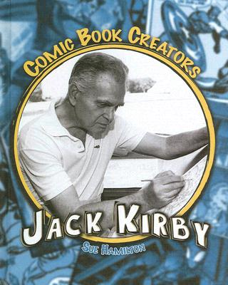 Cover for Jack Kirby (Comic Book Creators - 6 Titles)