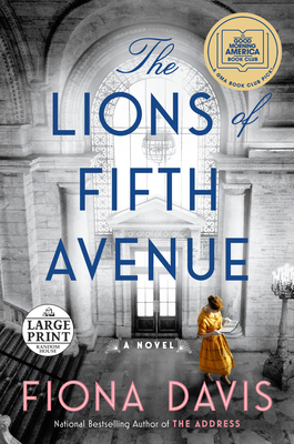 The Lions of Fifth Avenue: A Novel Cover Image