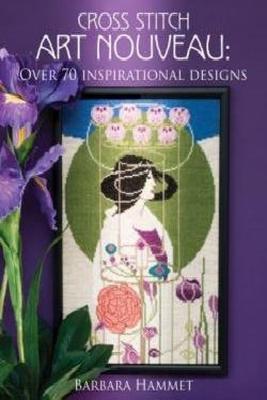 Cross Stitch Art Nouveau Cover