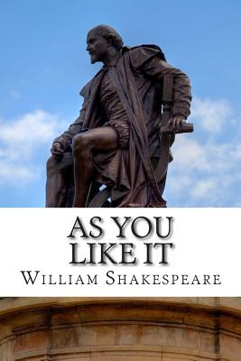 As You Like It: A Play Cover Image