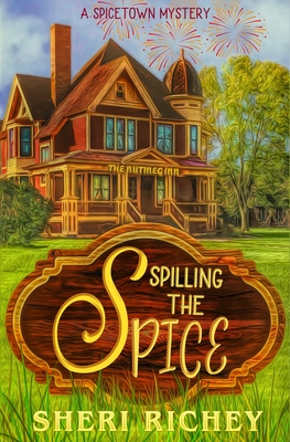 Cover for Spilling the Spice