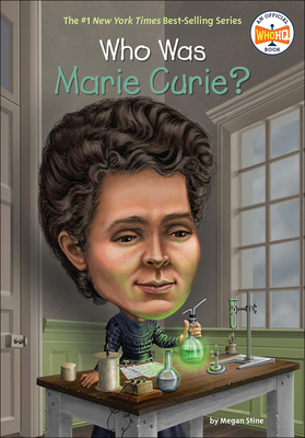 Who Was Marie Curie? (Who Was...?) Cover Image