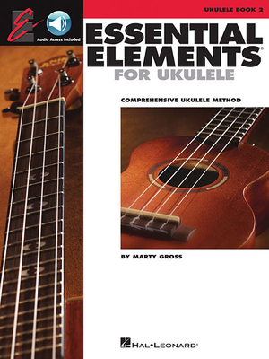 Essential Elements Ukulele Method - Book 2 Cover Image