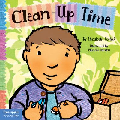 Cover for Clean-Up Time (Toddler Tools®)