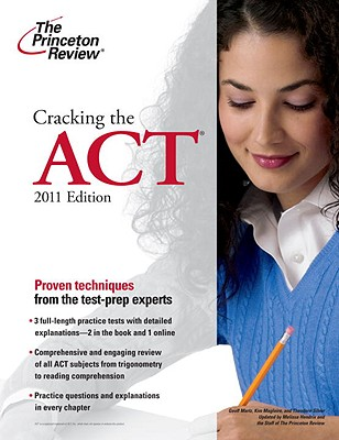 Cracking the ACT, 2011 Edition Cover Image