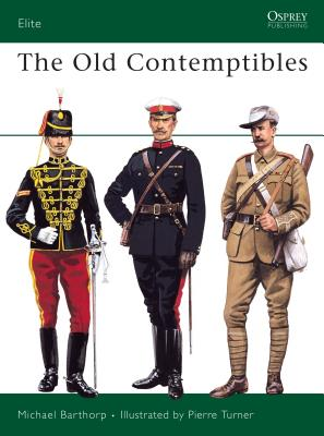 The Old Contemptibles Cover