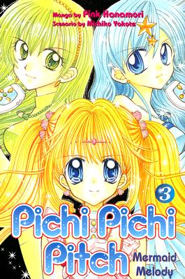 Pichi Pichi Pitch 3 Cover