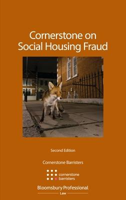 Cornerstone on Social Housing Fraud (Cornerstone On...) Cover Image