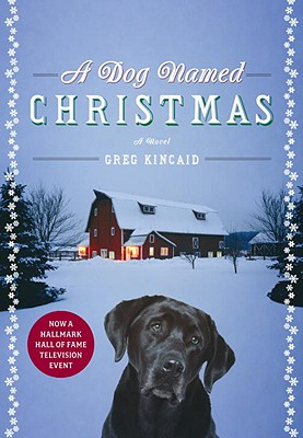 A Dog Named Christmas Cover