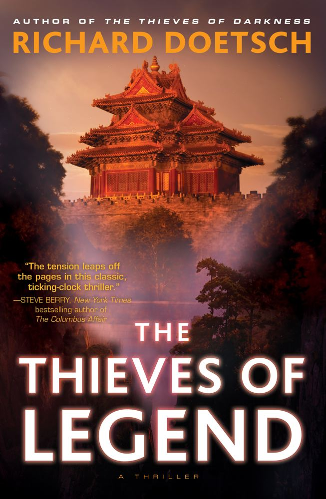 The Thieves of Legend Cover