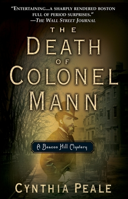 The Death of Colonel Mann Cover