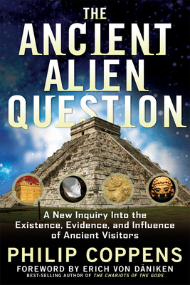 The Ancient Alien Question Cover