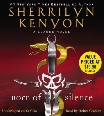 Born of Silence (The League) Cover Image