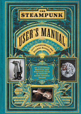 The Steampunk User's Manual Cover