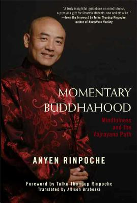 Momentary Buddhahood Cover