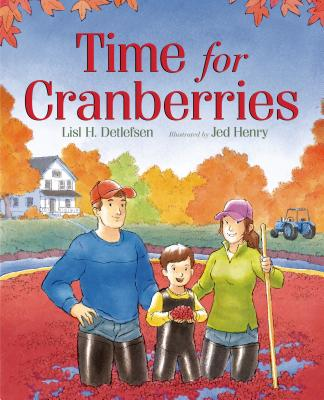 Time for Cranberries Cover Image