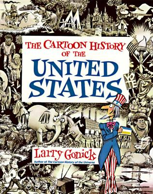 Cartoon History of the United States Cover