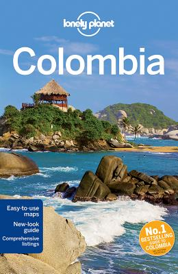 Lonely Planet Colombia Cover Image