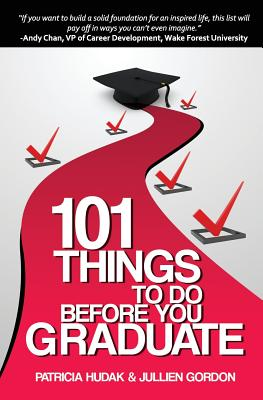 101 Things To Do Before You Graduate Cover Image