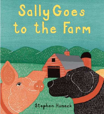Sally Goes to the Farm Cover