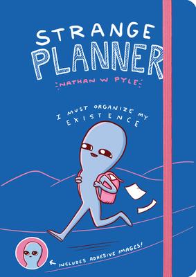 Strange Planner (Strange Planet Series) Cover Image