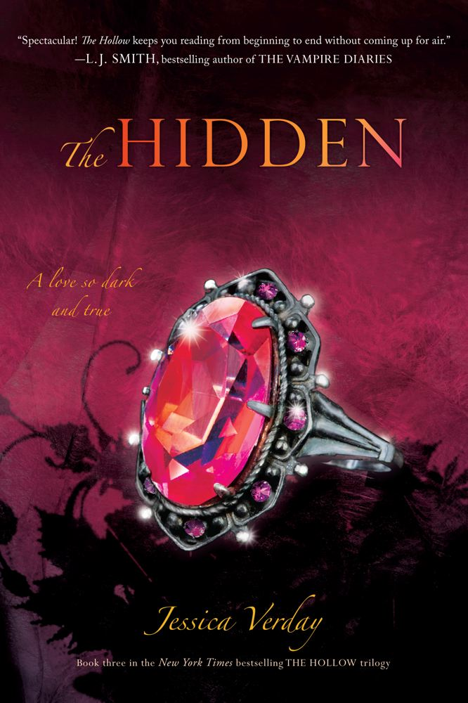 The Hidden Cover Image