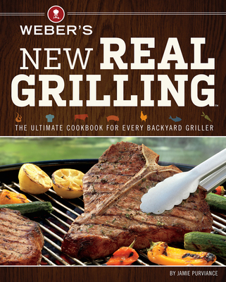 Weber's New Real Grilling Cover
