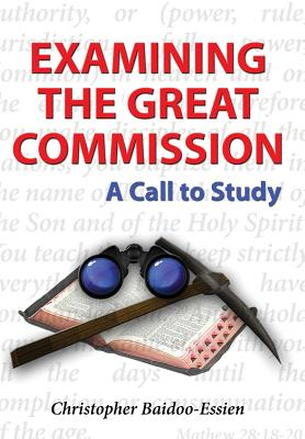 Examining the Great Commission Cover