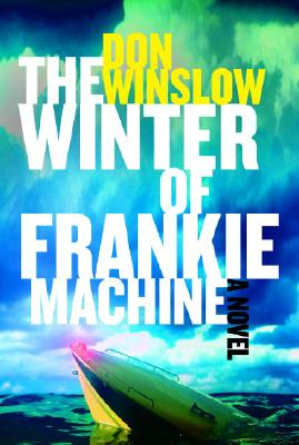 The Winter of Frankie Machine Cover