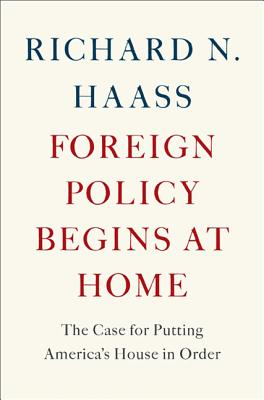 Foreign Policy Begins at Home Cover