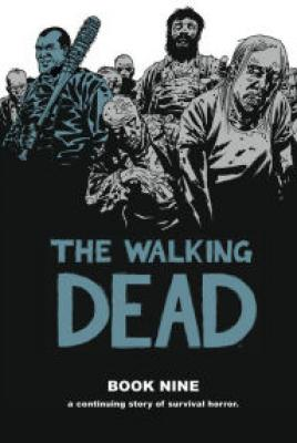 The Walking Dead, Book 9 Cover