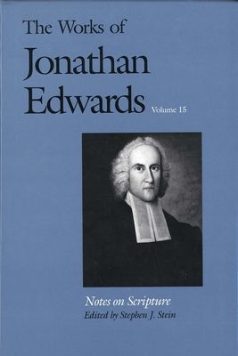 Cover for The Works of Jonathan Edwards, Vol. 15